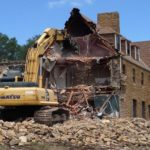 barracks demolition